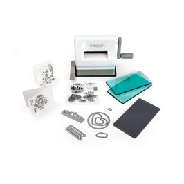 Sizzix • Sidekick starter kit white & gray