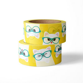 Studio Inktvis - Washi Tape - Katze