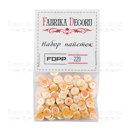 Fabrika Decoru Set of Sequins
