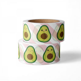 Studio Inktvis - Washi Tape - Avocado