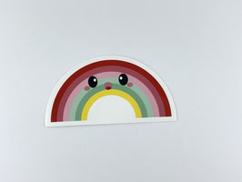 Studio Inktvis - Sticker XL - Regenbogen