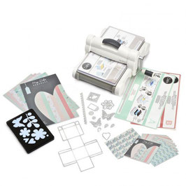 Sizzix • Big Shot plus (A4) Starterset
