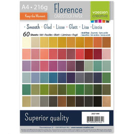 Florence Cardstock Multipack