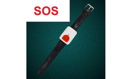 Bracelet bouton SOS pour système d'alarme