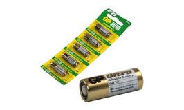 Piles A23 12V pour détecteurs d'alarme