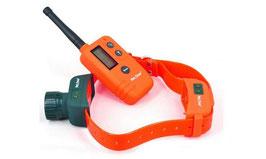 Collier de dressage et de repérage avec beeper rechargeable étanche portée 500m spécial chasse