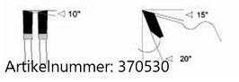 Sägeblatt HM für Alu- und PVC-Profile