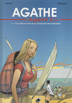 Agathe, agent S.I. (tome 1)