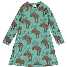 """Kleid Langarm """"Mighty moose"""""""