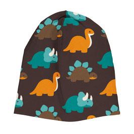"""Mütze mit Vlies """"Dinosaurier"""""""