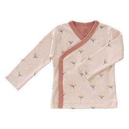 "Wickelshirt für Baby's ""Cardigan Dandelion"""