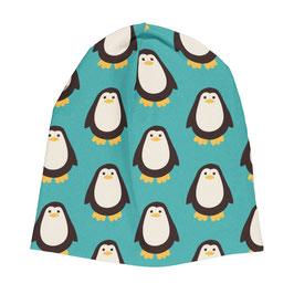 """Mütze mit Vlies """"Pinguin"""""""