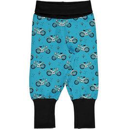 "Mitwachsende Babyhose Pants Rib ""Cool Biker"""