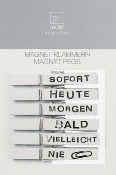 Magnetklammern