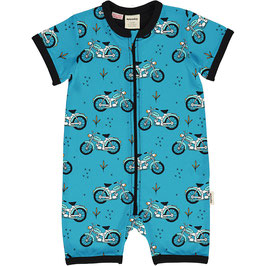 "Strampler / Pyjama ""Cool Biker"""