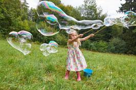 Zauberseife für Riesenseifenblasen