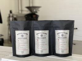 Barista Island - Degustations Set für alle, die mehr über Kaffee wissen wollen ( 3 x 250 g )