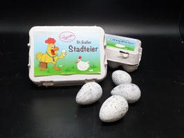 """""""St. Galler Stadteier"""""""