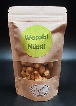 Wasabi Nüssli