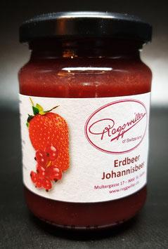 Erdbeer Johannisbeer Konfitüre