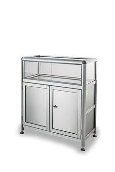 Sideboard aus Aluminium