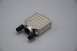 Interlock-Schalter, silber