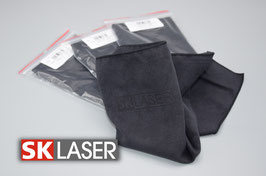 Laseroptik Vlies Putztuch / Laserobjektiv säubern / Laser-Objektiv Tuch / 3er-Set