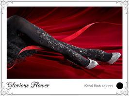 グロリアスフラワータイツ Glorious Flower Tights