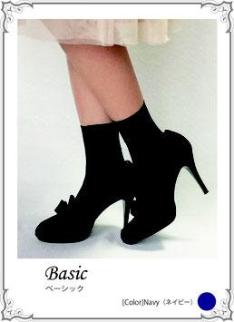ベーシックソックス Basic Socks