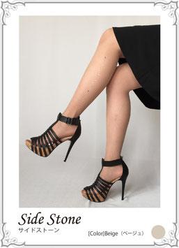 サイドストーンストッキング Side Stone Stockings
