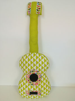 Coussin Guitare.
