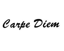 Carpe Diem  (Nutze den Tag)