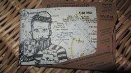 Portemonnaie Paprcuts