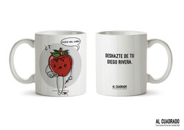"""Taza solidaria """"Frida"""""""