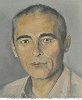 Retrato de Salvador Berlanga