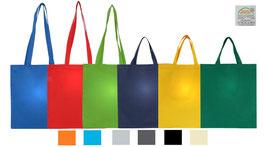 Baumwolltaschen farbig Preis bei 250 Stück