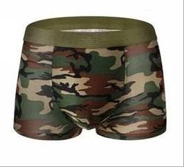Military Short Dunkelgrün