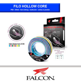 DACRON PIOMBATO FALCON HOLLOW CORE 300MT