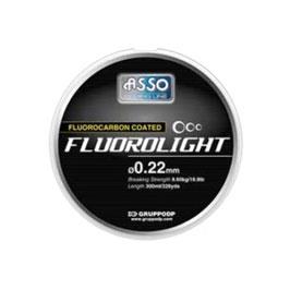 MONOFILO ASSO FLUOROLIGHT BOB DA 150 MT