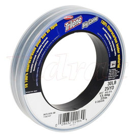 FLUOROCARBON TRILENE BIG GAME COLORE CLEAR VARI DIAMETRI