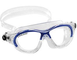occhialini da nuoto cressi sub modello cobra kid 7-17 anni