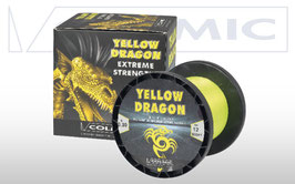 MONOFILO COLMIC YELLOW DRAGON DIAM 0.65MM 50LB  800MT