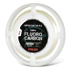 FLUOROCARBON FALCON SPECIAL TUNA BOB DA 50 MT