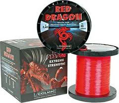 MONOFILO COLMIC RED DRAGON