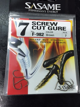 ami sasame f-982 screw cut gure