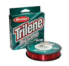 MONOFILO TRILENE BIG GAME RED