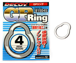 SPLIT RING DECOY  MOD. GP RING