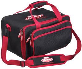 borsa porta accessori da pesca berkley powerbait black misura LARGE
