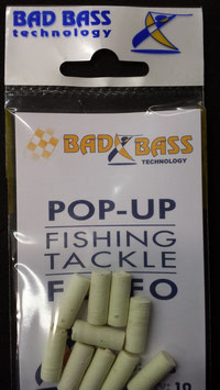 POP UP BAD BASS FLUO' MISURA 6 BUSTA DA 10 PZ