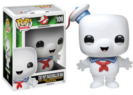 FIGURA POP! CAZAFANTASMAS STAY PUFT MARSHMALLOW Nº109